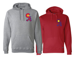 Colorado Aces Hooded Sweatshirt - CA logo