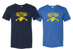 "Defend West Virginia ""State"" Tee Unisex Cut"