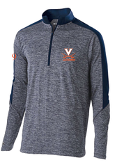 UVa Lax Men's Electrify 1/2 Zip Pullover