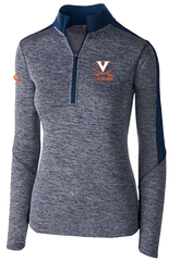UVa Lax Women's Electrify 1/2 Zip Pullover