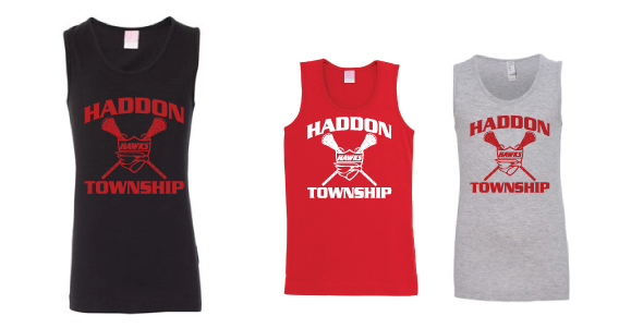 HT Lax Girls Jersey Tank Top