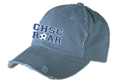 CHSC Team Roar Distressed Cap