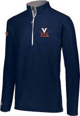 UVa Lax Men's Invert 1/2 Zip Pullover