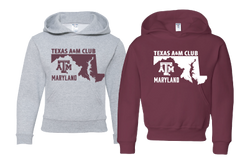 Texas A&M YOUTH Hoodie