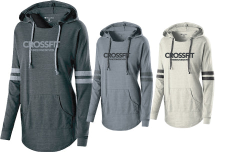 CrossFit 317 Ladies Hooded Pullover