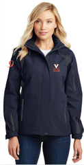 UVa Lax Ladies All Season Jacket