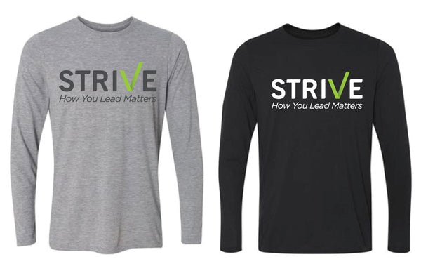 Strive Long Sleeve Tee