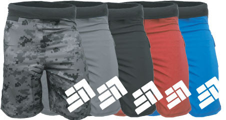 CrossFit 317 Men's Wod Short NO VELCRO