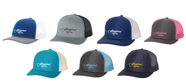Collingswood Mesh Back Baseball Cap