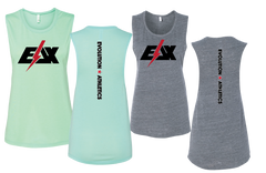 EA Ladies Muscle Tank
