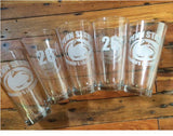 PSU Women's Lacrosse Glassware