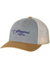 Collingswood Low Profile Trucker Cap