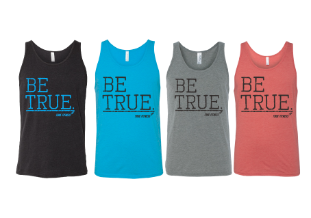 TF-Be True Unisex Tank