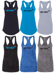TF-True Fitness Racerback Tank