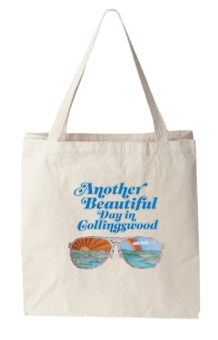 Another Beautiful Day-Canvas Tote