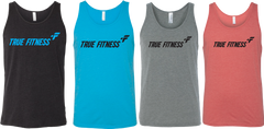 TF-True Fitness Unisex Tank