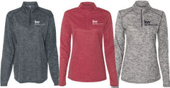 KW Women's Quarter-Zip Pullover