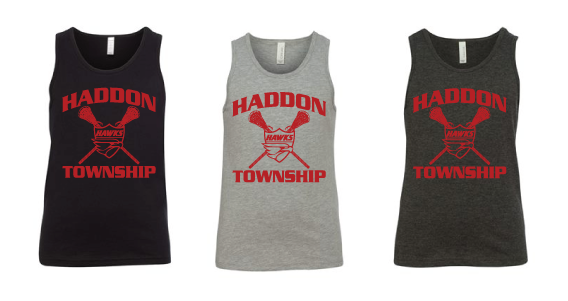 HT Lax Youth Unisex Tank Top