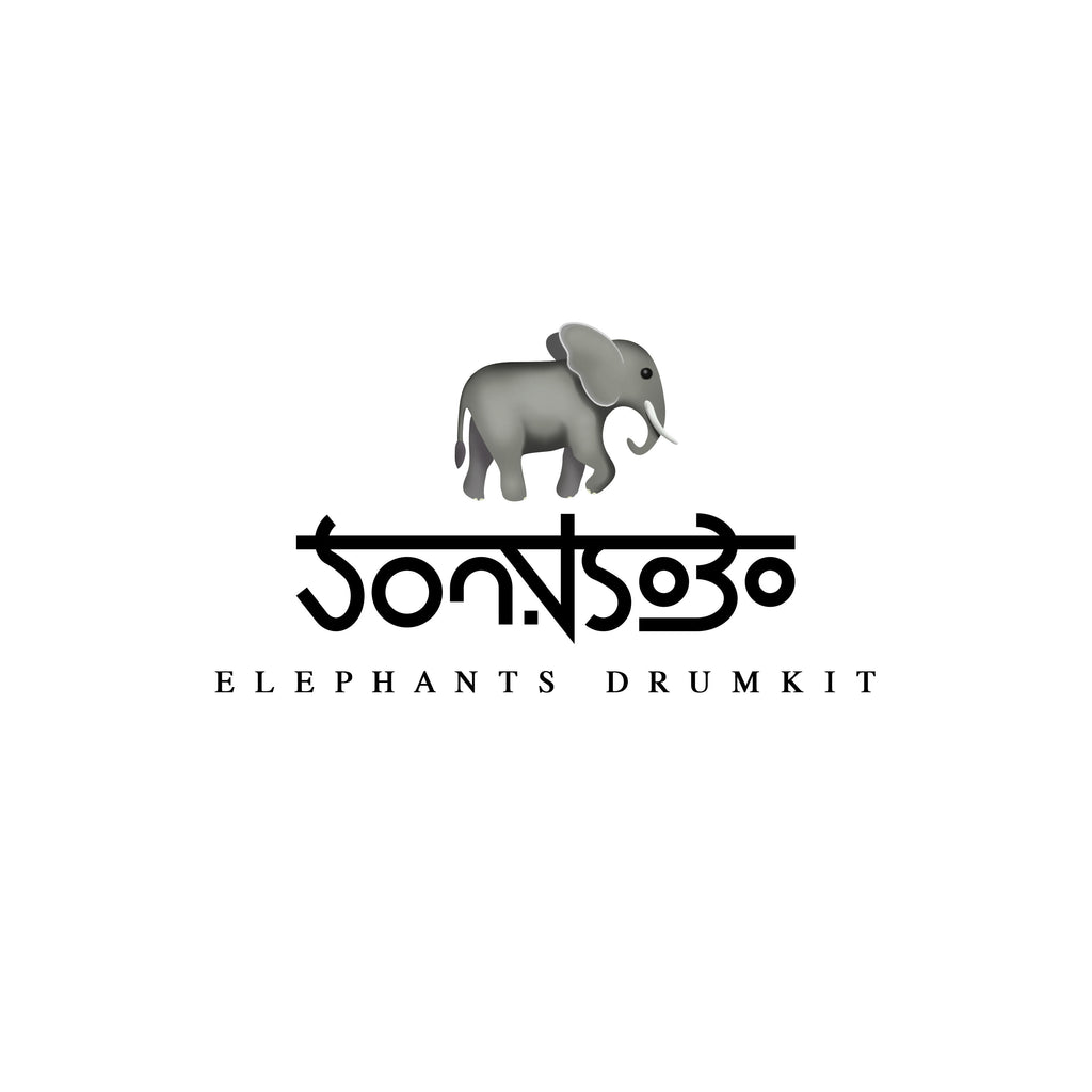 Elephants Drumkit by Sonus030
