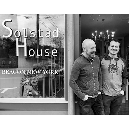 Solstad House in Beacon  NY