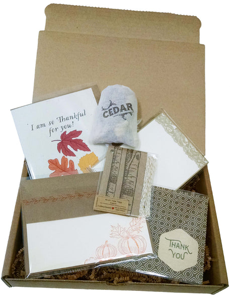Idea Chic Parcel Post Seasonal Subscription Box