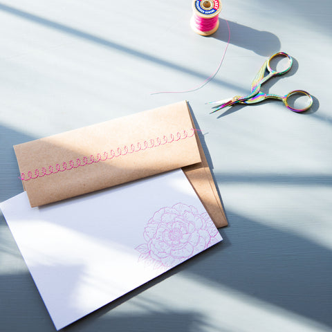 social stationery pack