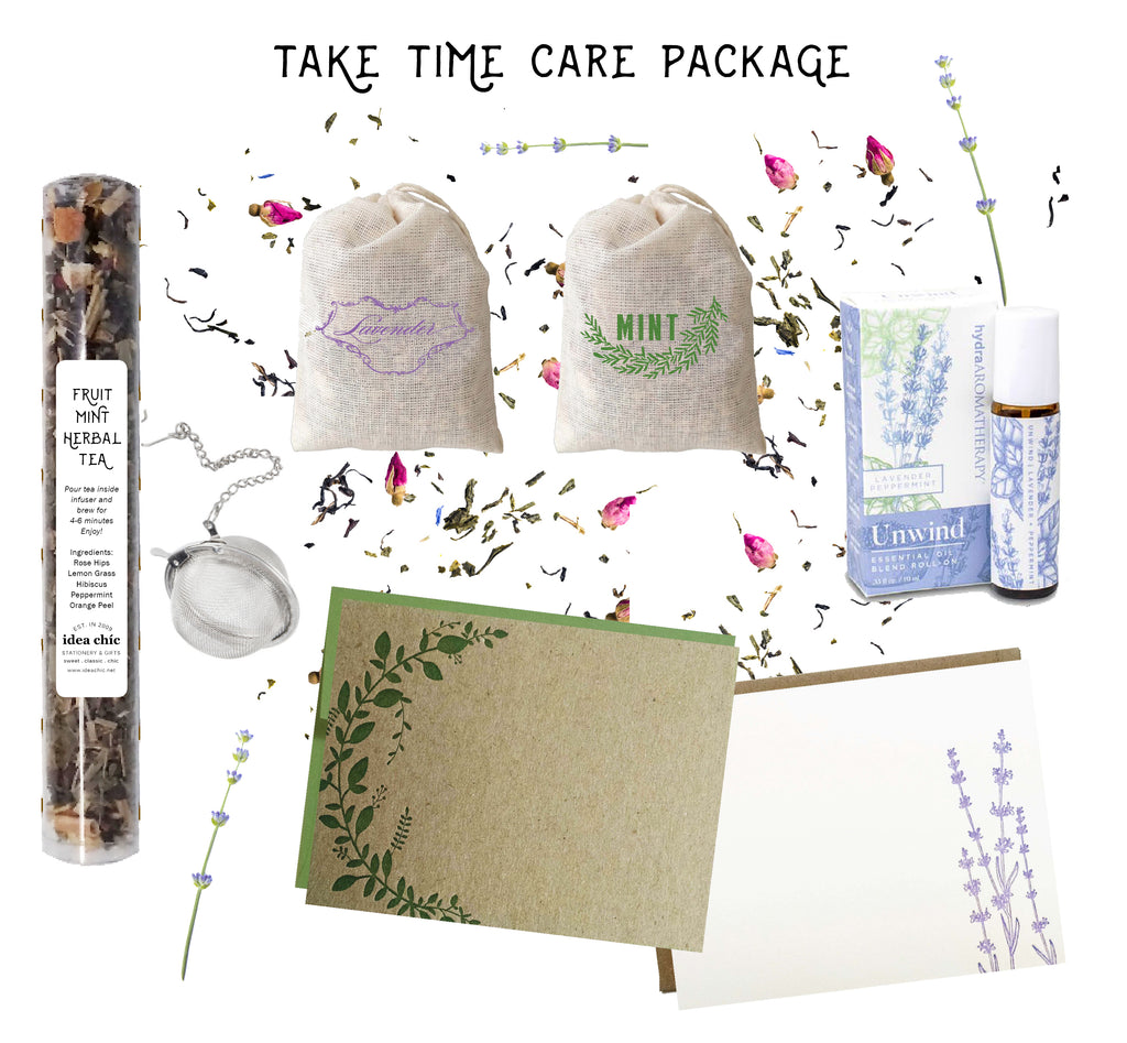 Take Time Care Package - Idea Chíc