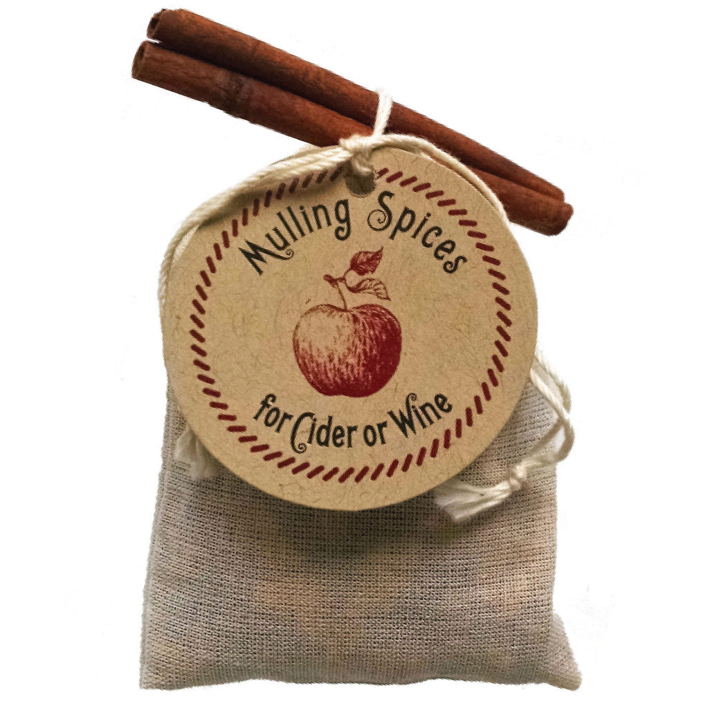 DIY Mulling Spices Sachet - Assemble Your Own Gift, fall or winter wedding favor - Idea Chíc