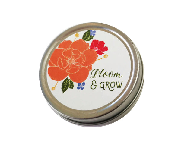 Bloom and Grow Seed Tins - 3 pack - IdeaChic  - 2
