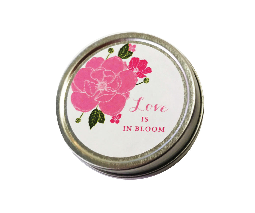 Love is in Bloom Wildflower Seed Favors   choose color   Idea Chíc