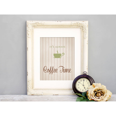 Coffee Time Print