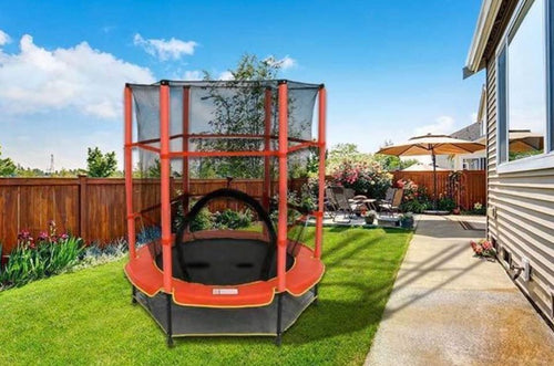 4.5FT Outdoor Trampoline