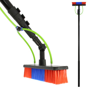 Water Trolley & Water Fed Cleaning Pole 30L