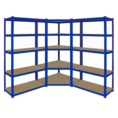 Racking Bays & Corner Shelving