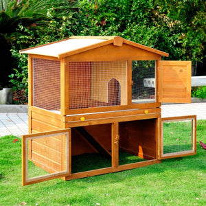Rabbit Hutch House