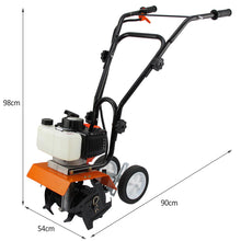 Load image into Gallery viewer, Garden Tiller 52cc