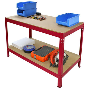 Workbench Red