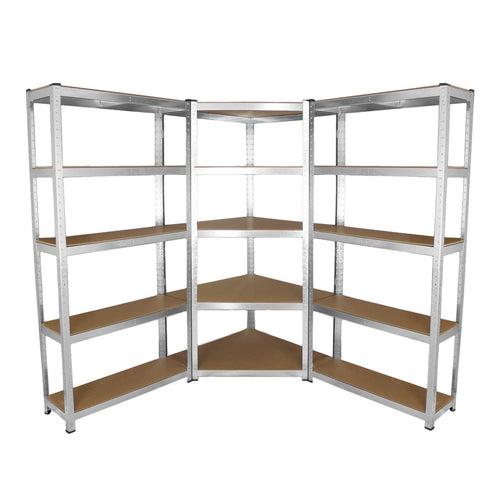 Corner Shelving and Racking Bays W 30cm