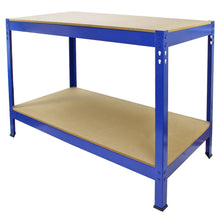 Load image into Gallery viewer, Workbench - Blue 120cm