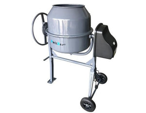 Cement Mixer 180L Grey
