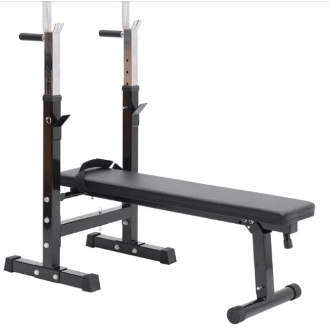 Adjustable Workout Bench Barbell