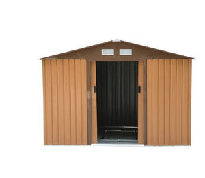 Metal 9x6 ft Garden Shed