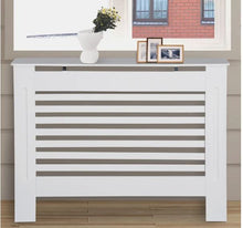 Load image into Gallery viewer, MDF Radiator Cover-112Lx19Wx81H cm