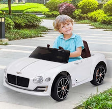 Load image into Gallery viewer, Kids Electric Ride-on Car Bentley, age 3-6