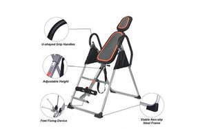 Folding Inversion Table