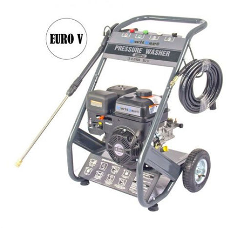 Petrol Power Pressure Jet Washer 6.5HP