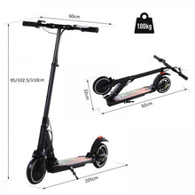 Load image into Gallery viewer, E-Scooter Folding 36V