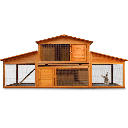 Rabbit Hutch 210x71x100 cm