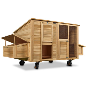 Movable Hen House