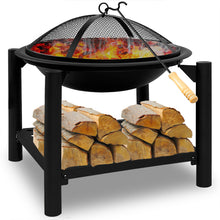 Load image into Gallery viewer, Fire pit 50x50 round